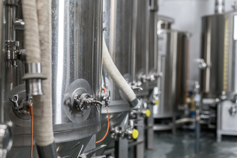 Canadian Brewery hires a new Vice President of their supply chain