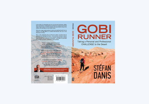 Gobi Runner recounts story